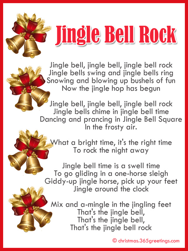carol of the bells rock version