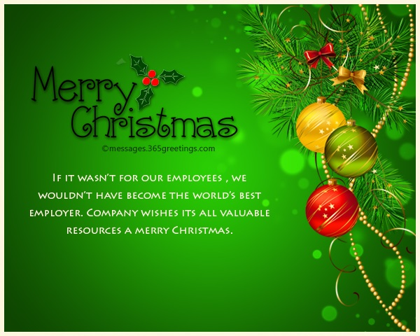 Christmas Message To Employees.50 Merry Christmas Cards And Greetings Christmas