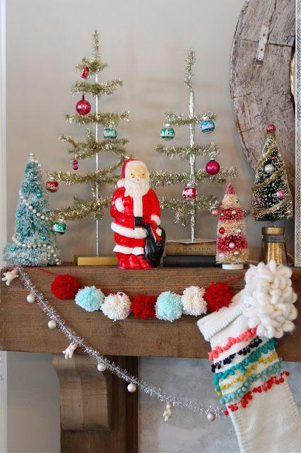 Aluminum Christmas Tree Decoration Ideas