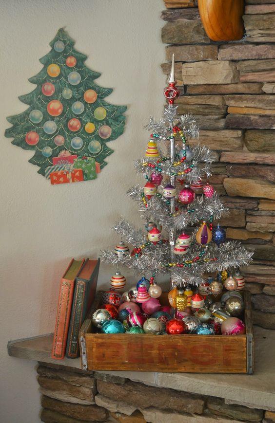 Aluminum Christmas Tree Decoration Ideas - 30 Gorgeous Aluminum Christmas Tree Decoration Ideas - Christmas