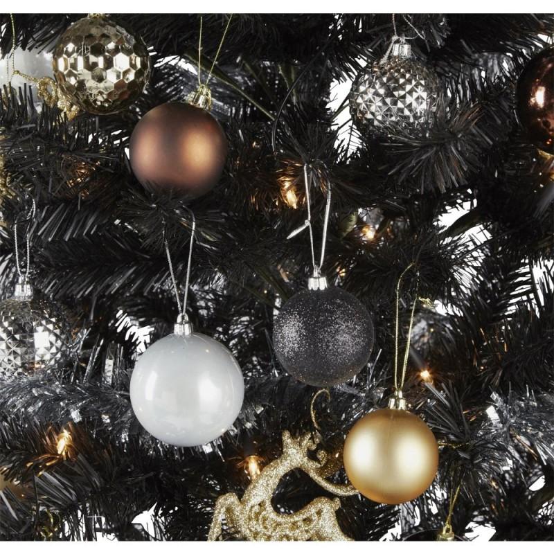 Gorgeous Black Christmas Tree Decoration Ideas - Christmas ...