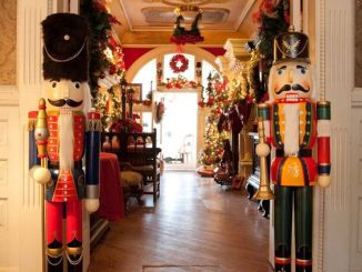 Christmas Decoration Ideas Inspired By The United Kingdom