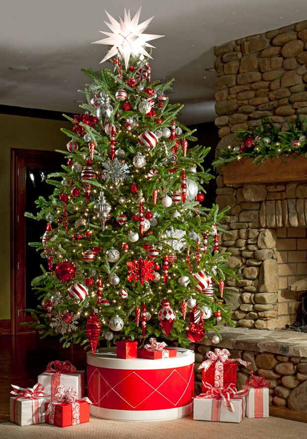 christmas tree stand decoration ideas - Decorative Christmas Tree Stands