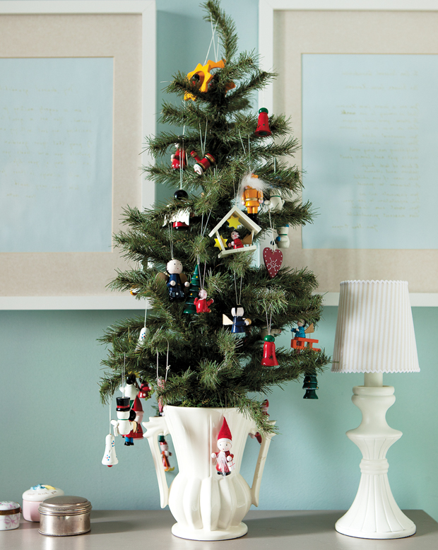 for the kids - Miniature Christmas Decorations