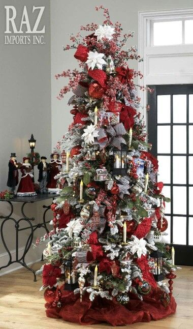 stunning slim christmas tree decorations celebration - Slim Christmas Tree Decorating Ideas
