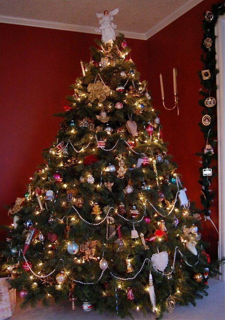 angel tree toppers were absolutely essential to the victorian era beautiful and large christmas trees loaded with glamorous ornaments would be topped with - Large Christmas Tree