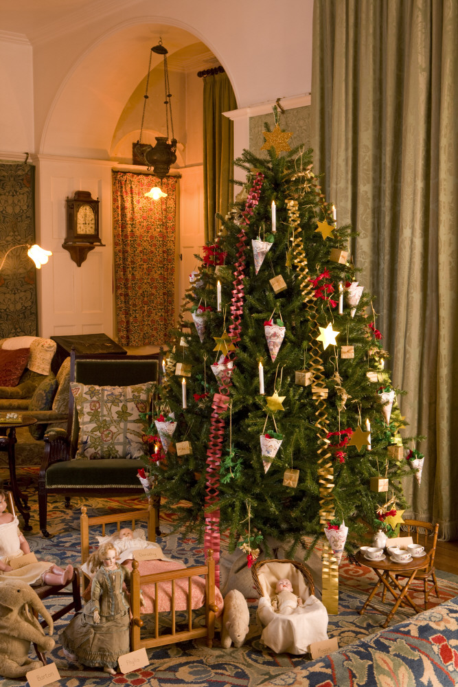 Top Victorian Christmas Tree Decoration Ideas - Christmas ...
