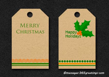 25 best christmas gift tags christmas celebrations 25 best christmas gift tags negle Image collections