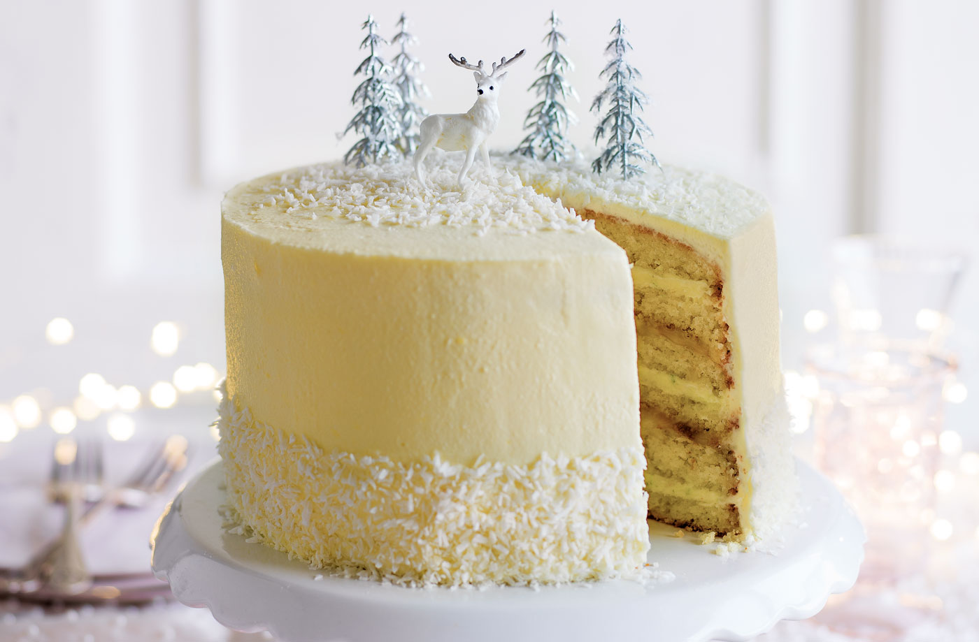 Recipes For Lemon Cake With Coconut