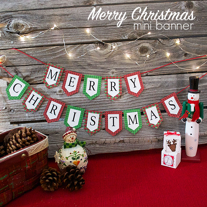 Classy Christmas Banners Folds Banners