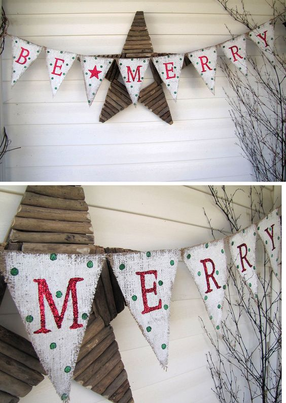 Christmas Banner Ideas- Our Top 30