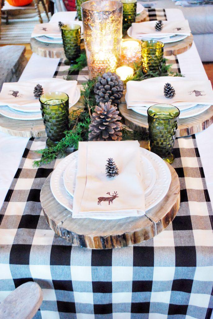 Prettiest Christmas Table Centerpiece Decoration Ideas Christmas
