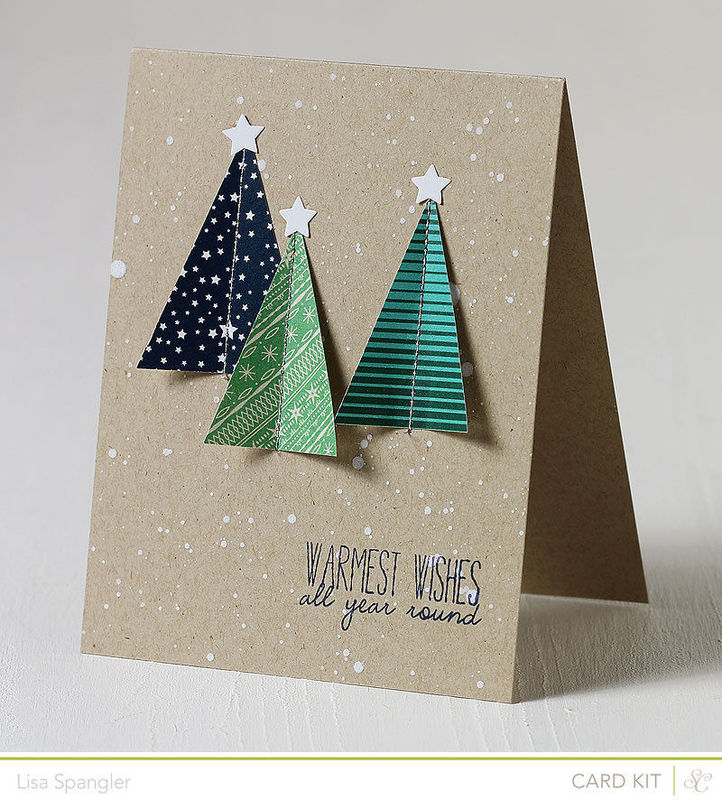 DIY Christmas Card Ideas- Handmade Christmas Cards - Christmas ...