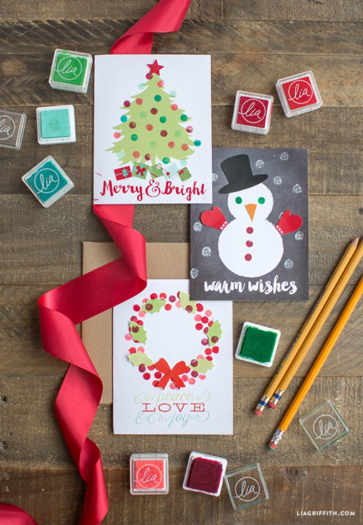 Ideas For Christmas Cards Handmade.Diy Christmas Card Ideas Handmade Christmas Cards