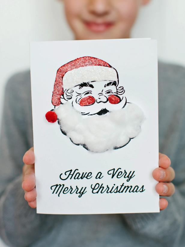 DIY Christmas Card Ideas 26