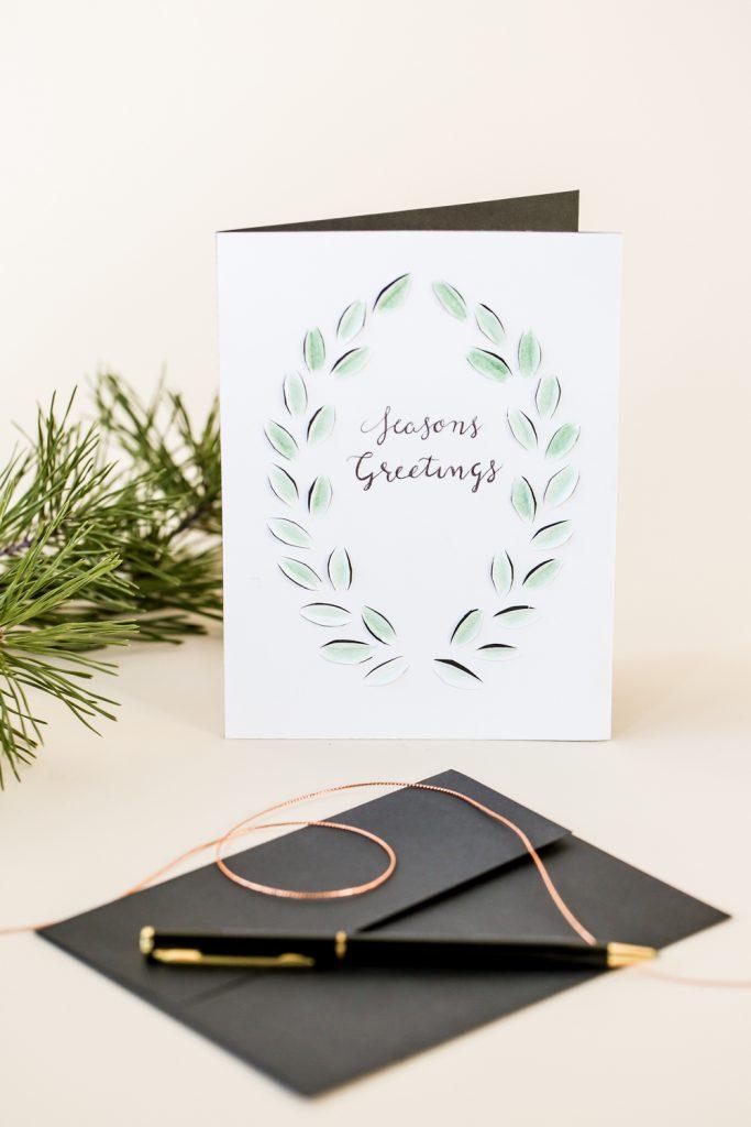 DIY Christmas Card Ideas- Handmade Christmas Cards - Christmas ...