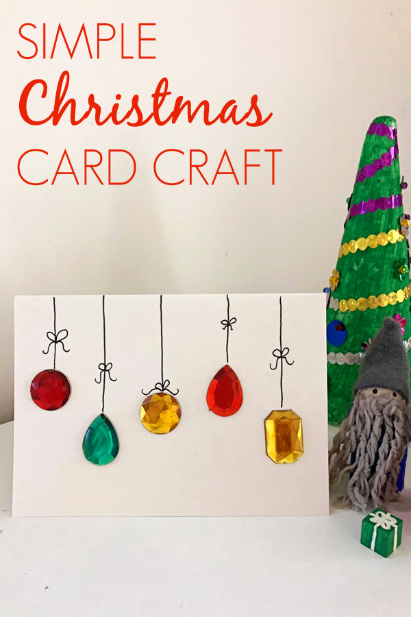 Diy christmas card ideas handmade christmas cards christmas diy christmas card ideas solutioingenieria Images