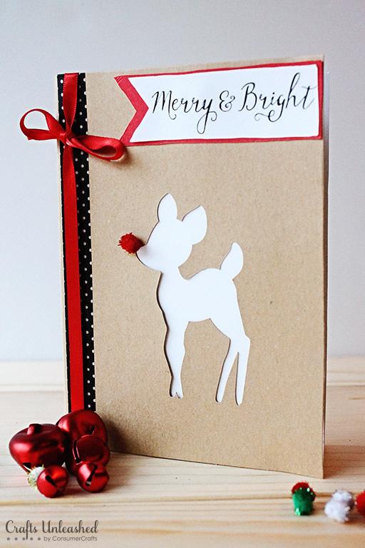 Diy Christmas Card Ideas Handmade Christmas Cards Christmas