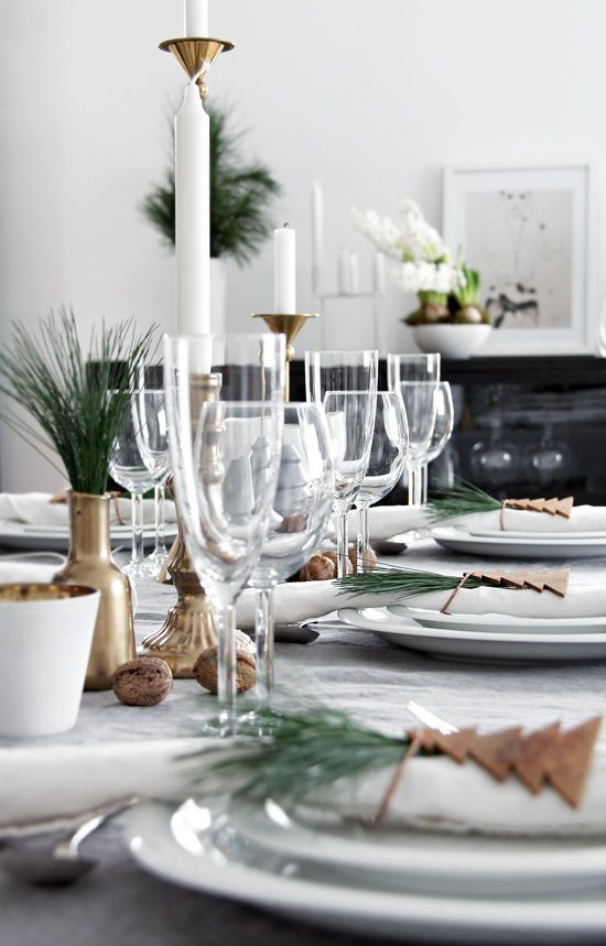 Top Christmas Table Settings - Christmas Celebration - All about ...