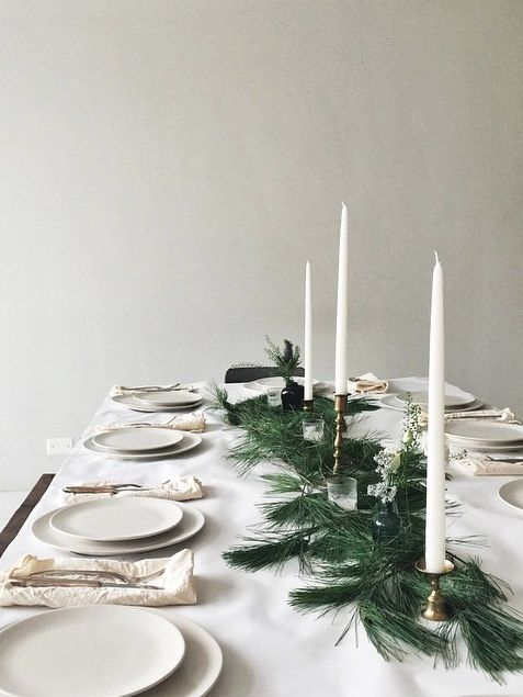 As we told you before if you want to make a Christmas table look elegant incorporate loads of candles. And if you want to make it look even more ... & Top Christmas Table Settings - Christmas Celebration - All about ...