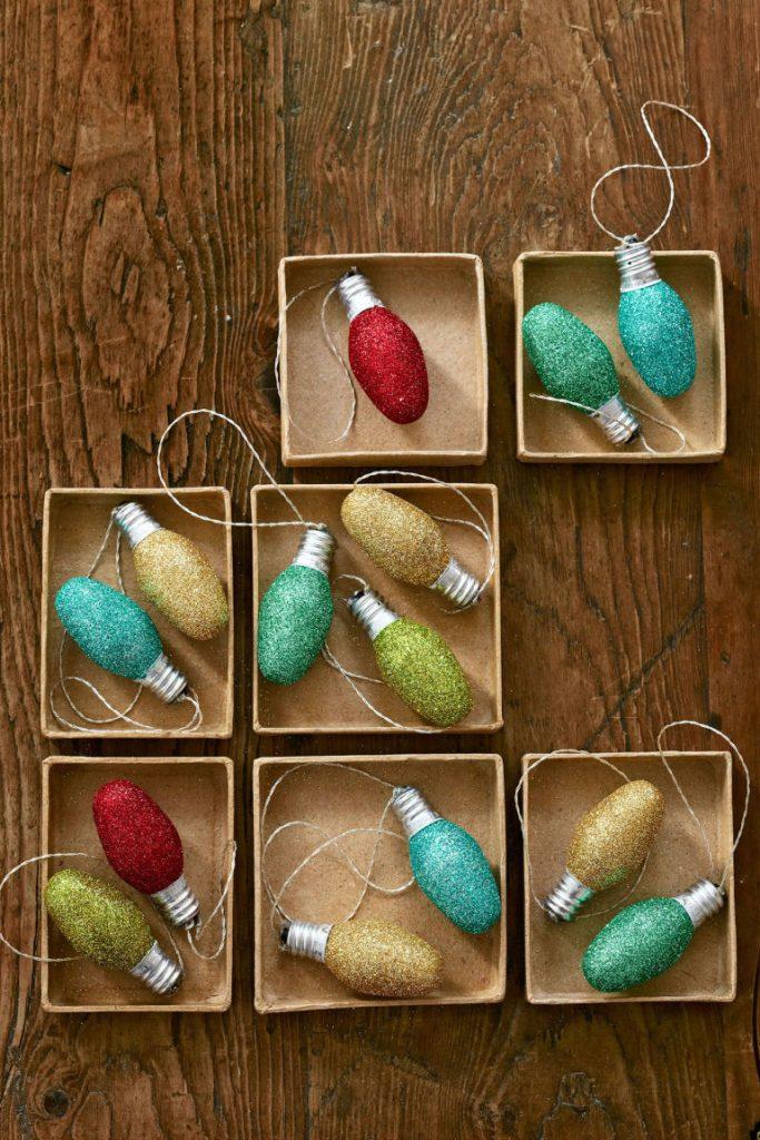 Homemade Christmas Decoration Ideas