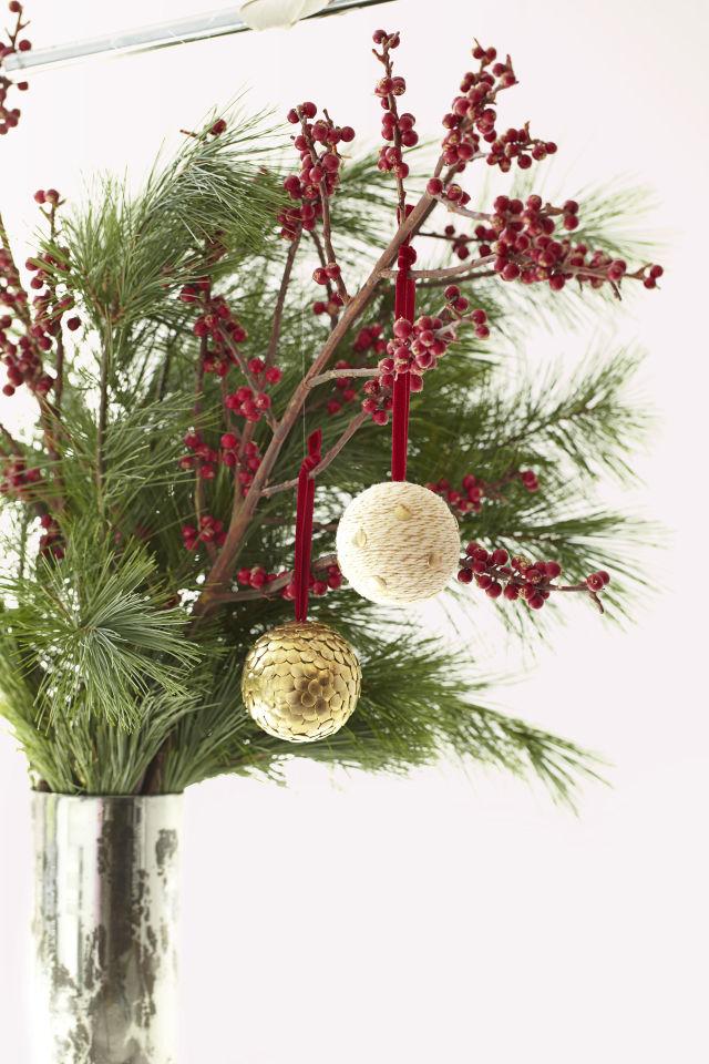 Homemade Christmas Decoration Ideas- Our Top 30 ...