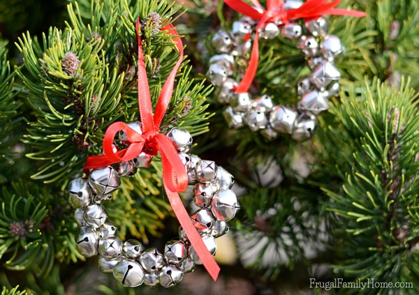 diy christmas tree ornaments ideas - Christmas Tree Bell Decoration