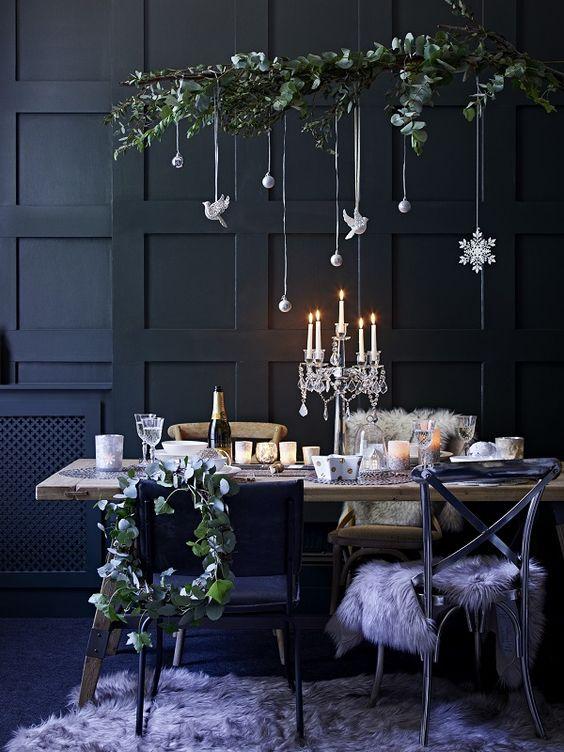 Phenomenal Modern Christmas Table Setting Ideas Christmas Celebration Download Free Architecture Designs Pushbritishbridgeorg