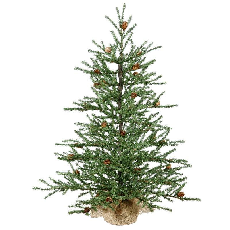 30 Stunning Potted Christmas Tree Decoration Ideas ...