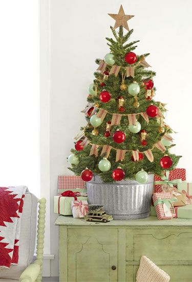 Colorful Christmas Tree Ideas