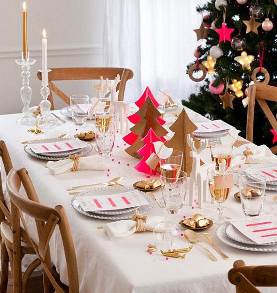 Top Christmas Table Settings Christmas Celebration All About Christmas