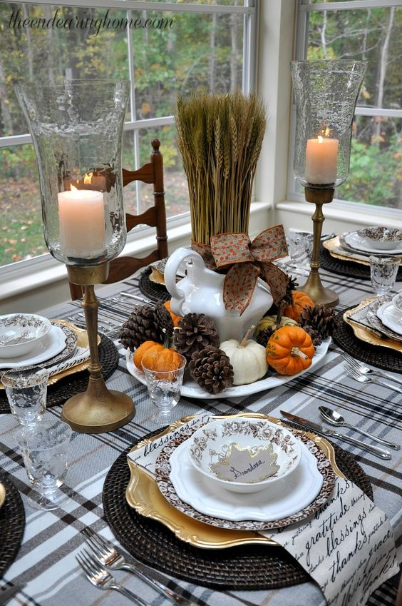 In great taste & Top Christmas Table Settings - Christmas Celebration - All about ...