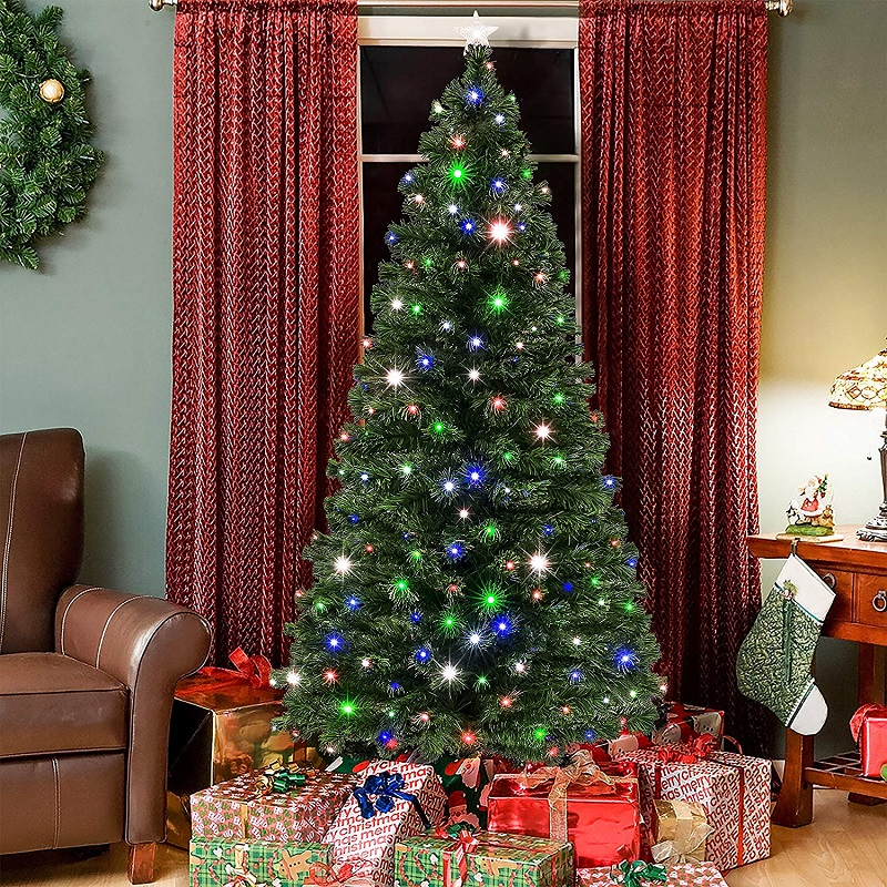 Artificial Christmas Pine Tree