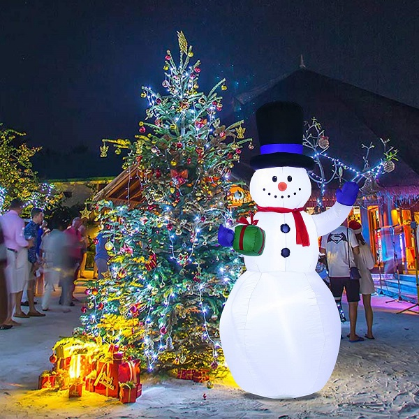 Outdoor Snowman Christmas Decorations Christmas Celebration All About Christmas