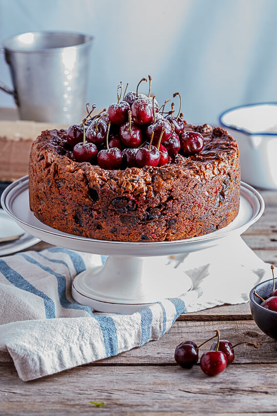 Christmas Fruit Cake recipes