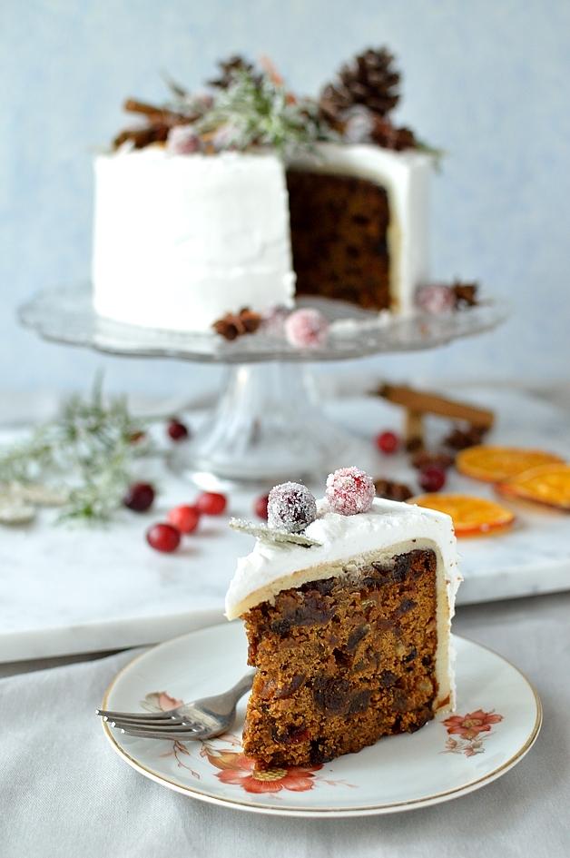 Christmas Fruit Cake recipes