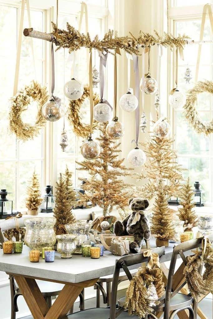 christmas decor trends of 2017 - Christmas Decor Trends 2018