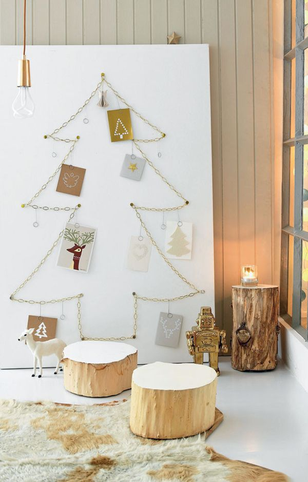 Stylish Alternative Christmas Tree Decor Trends Of 2017