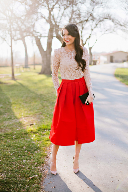 Christmas Party Outfit Ideas - 30 Christmas Party Outfit Ideas - Christmas Celebration - All About