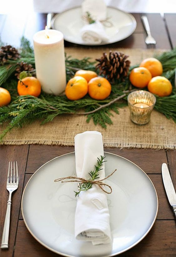 Christmas table setting & Christmas Table Setting Ideas- Our Top Picks - Christmas Celebration ...