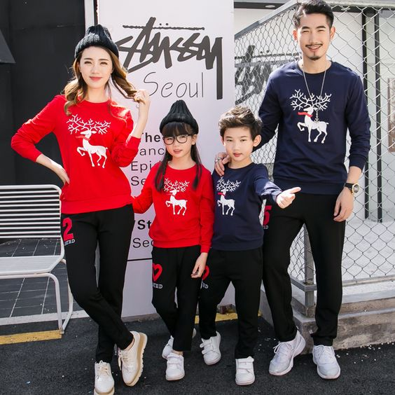 26 Matching Family Christmas Sweater Ideas Christmas Celebration