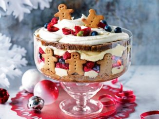Christmas Trifle Recipes