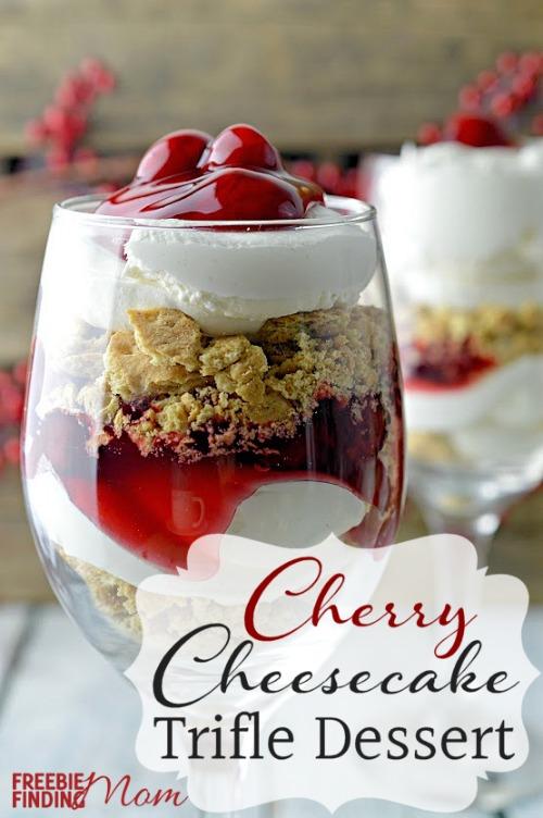 Christmas Trifle Recipes