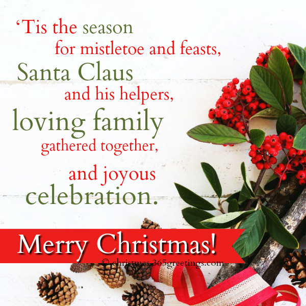 Top Short Christmas Quotes Christmas Celebration All About Christmas