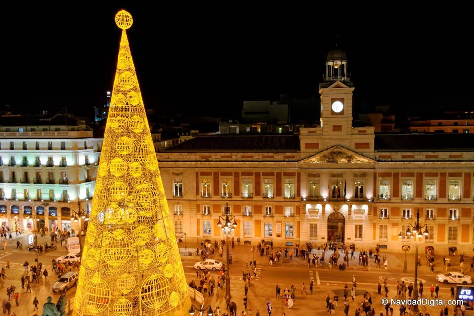 christmas traditions in spain