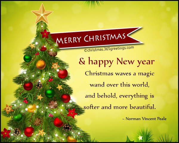 The 45 Best Inspirational Merry Christmas Quotes Of All: Top Short Christmas Quotes