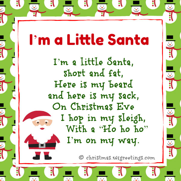 Christmas songs for preschoolers