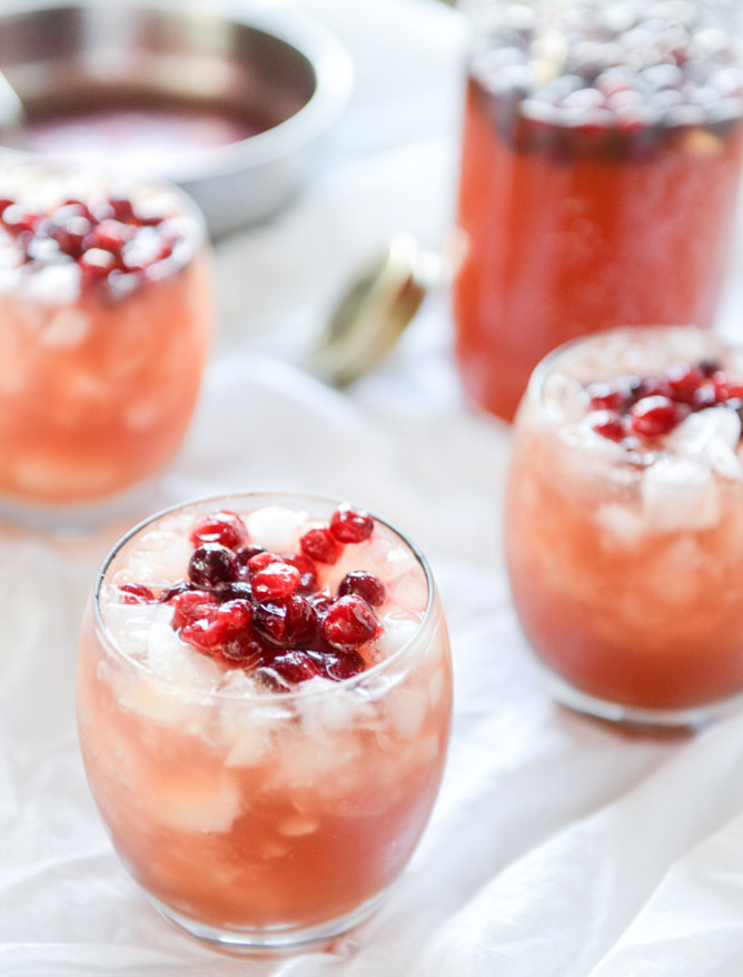 Summer Christmas Cocktail Recipes