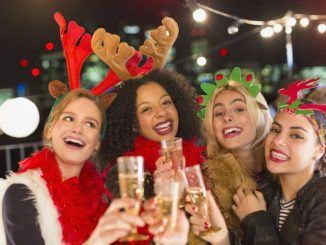 Christmas Drinking Games