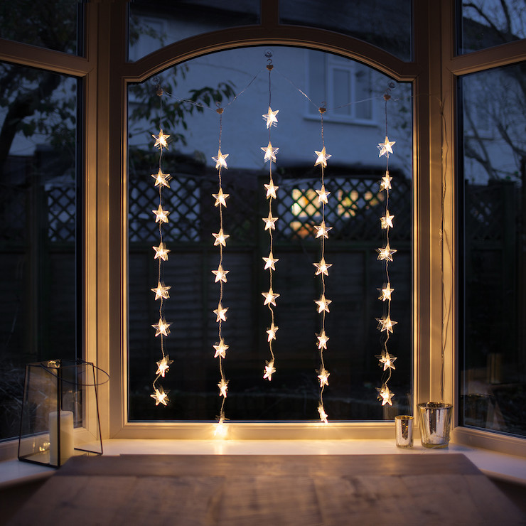 Christmas Window Lights